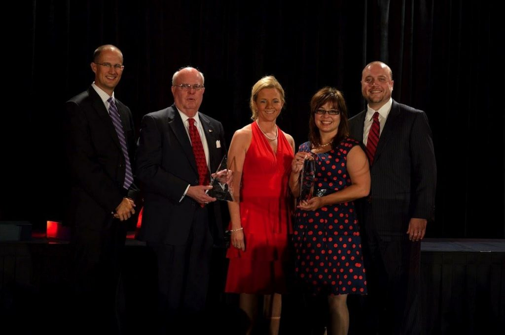 2012 ACCE Chamber of the Year